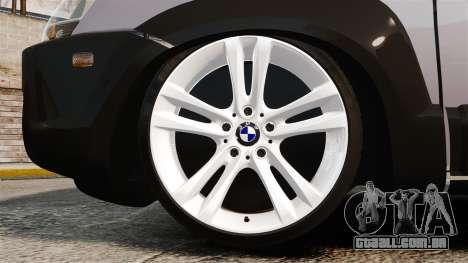 Hyundai Tucson para GTA 4 vista de volta