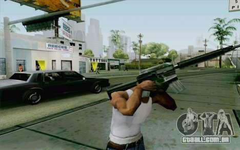 Roubo sistema v 2.0 para GTA San Andreas segunda tela