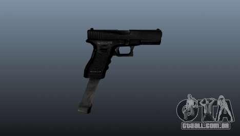 Glock 18 Akimbo MW2 v1 para GTA 4 terceira tela