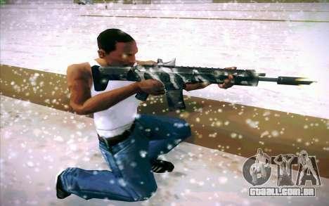 ACR para GTA San Andreas sexta tela