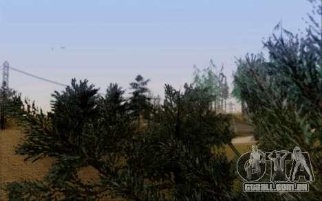 Nova vegetação 2013 para GTA San Andreas oitavo tela