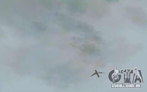 GTA V to SA: Timecyc v1.0 para GTA San Andreas terceira tela