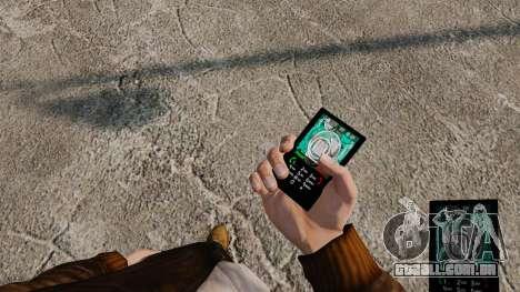 Temas para celular Vampire The Masquerade para GTA 4 twelth tela