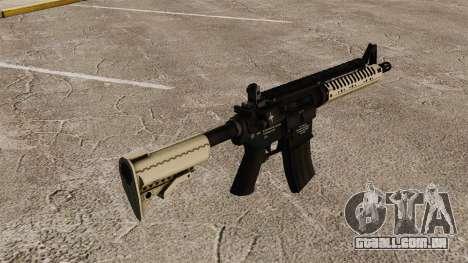 Automáticos carabina M4 VLTOR v3 para GTA 4 segundo screenshot