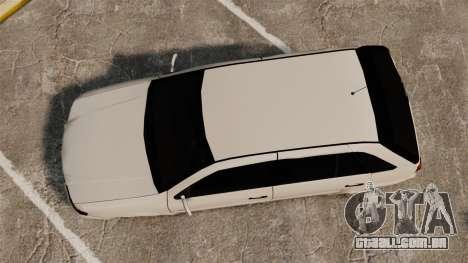 Volkswagen Gol G4 BBS para GTA 4 vista direita