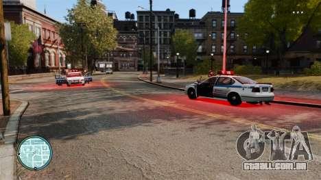 Sem traços de polícia para GTA 4 segundo screenshot