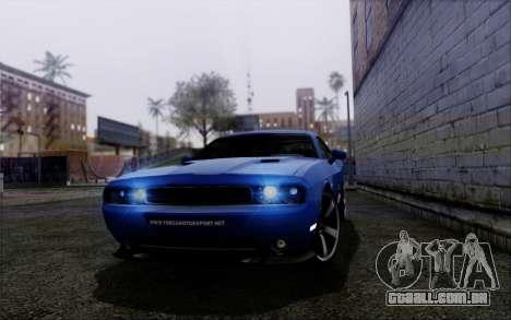 SA Illusion-S v5.0 - Final Edition para GTA San Andreas quinto tela