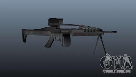 Fácil Autorun XM8 LMG para GTA 4 terceira tela