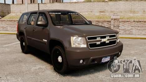 Chevrolet Tahoe Slicktop [ELS] v2 para GTA 4