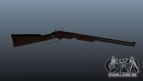 Rifle de alavanca Henry para GTA 4 terceira tela