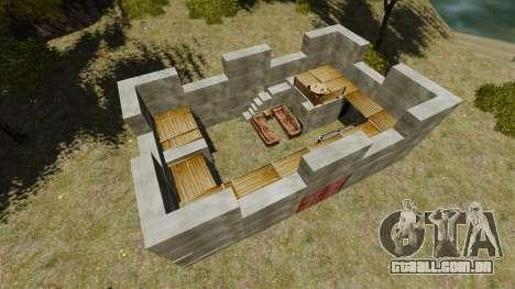 Castelo para GTA 4 segundo screenshot