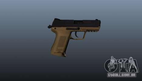 Arma HK45C v3 para GTA 4 terceira tela