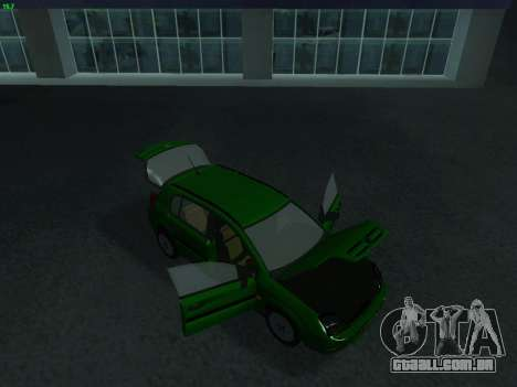Opel Signum Kombi 1.9 CDi para GTA San Andreas vista direita