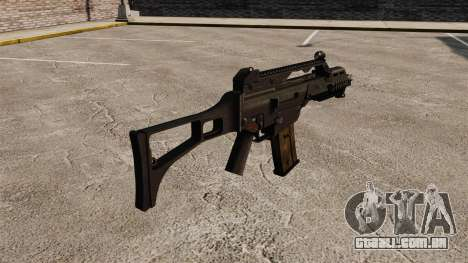 V1 de rifle de assalto HK G36C para GTA 4 segundo screenshot