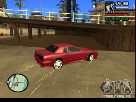 GTA V to SA: Burnout RRMS Edition para GTA San Andreas décima primeira imagem de tela