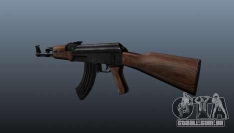 AK-47 v3 para GTA 4 segundo screenshot