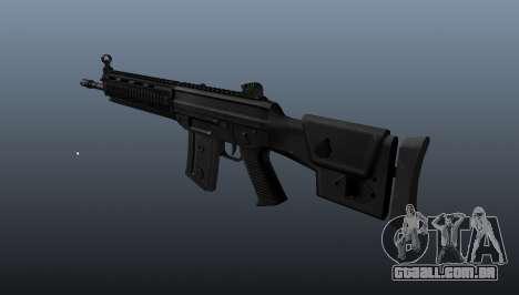Fuzil SIG SG 751 v2 para GTA 4 segundo screenshot