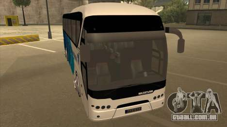 Neoplan Tourliner - Drinatrans Zvornik para GTA San Andreas esquerda vista