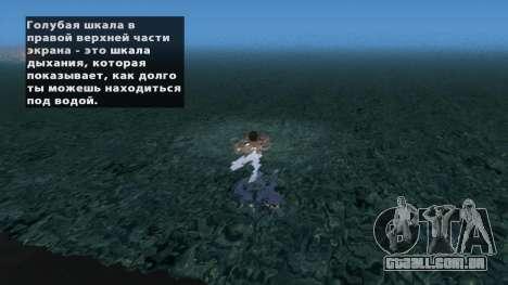 ENB para PC a partir de OlliTviks para GTA San Andreas sexta tela