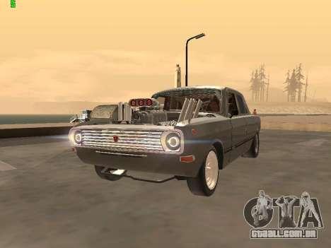 Edição de arrastar gás 24 para GTA San Andreas