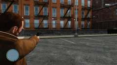 Counter-strike mira para GTA 4