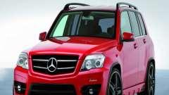 Telas de carregamento, Mercedes-Benz