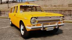 Táxi de Volga GAZ-24-02