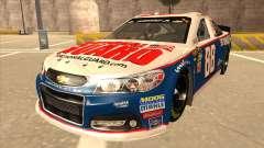 Chevrolet SS NASCAR No. 88 National Guard