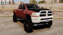 Dodge Ram 2500 Lifted Edition 2011
