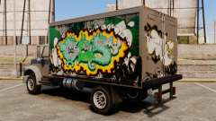 Grafite novo de Yankee