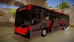 Busscar Urbanuss Ecoss MB OF 1722 M Busmania para GTA San Andreas