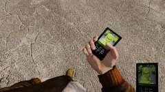 Temas para as redes móveis de marcas de telefone