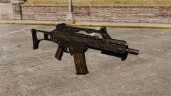 V1 de rifle de assalto HK G36C para GTA 4