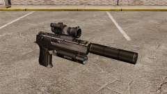 Pistola de águia do deserto (tática)