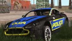 Aston Martin V12 Vantage Cop Edition