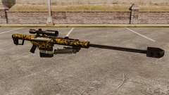 O Barrett M82 sniper rifle v12