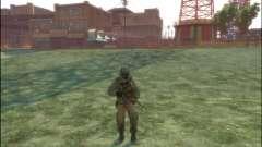 Um soldado russo v 3.0