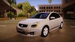 Nissan Sentra S 2008 para GTA San Andreas