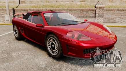 O novo Turismo para GTA 4
