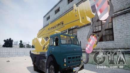 MAZ KS3577-0-1 Černigovec para GTA 4