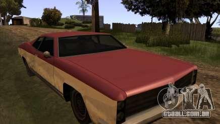 Buccaneer para GTA San Andreas