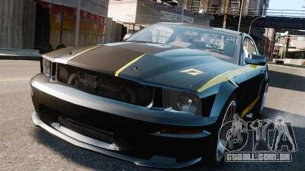 Shelby Terlingua Mustang para GTA 4