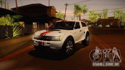Coco EXR S 2012 FIV & APT para GTA San Andreas