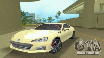 Subaru BRZ Type 1 para GTA Vice City