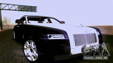 Rolls-Royce Ghost para GTA San Andreas