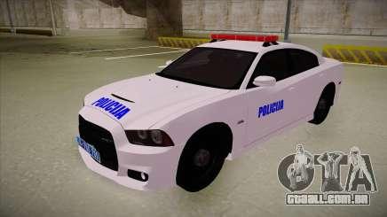 Dodge Charger SRT8 Policija para GTA San Andreas