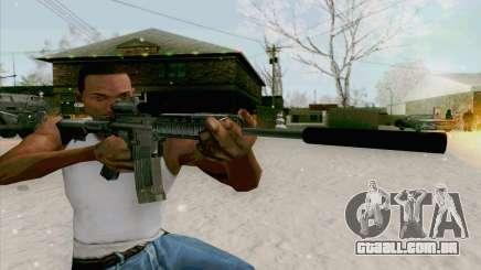 O M4a1 para GTA San Andreas