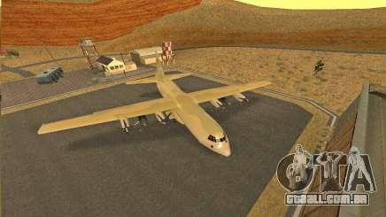 Hercules GTA V para GTA San Andreas