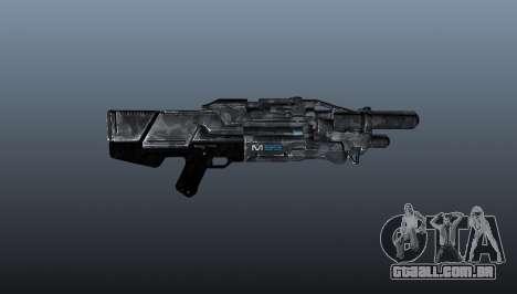 M99 Saber para GTA 4 terceira tela