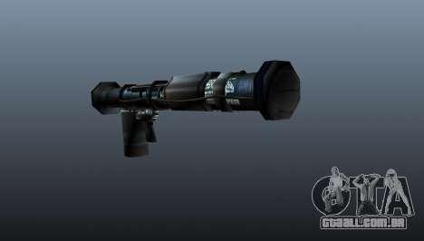 Granadas anti-tanque handheld para GTA 4 segundo screenshot